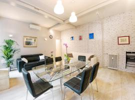 Modern Apartment near Colosseum Rome Italy