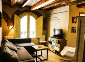 Charming Apartment in Barcelona Center,