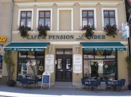 Hotel-Pension Lender Bad Freienwalde Germany