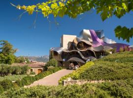 Hotel photo: Marqués de Riscal, a Luxury Collection