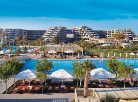 Susesi Luxury Resort Belek Turkey