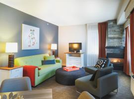 Summit Lodge Boutique Hotel Whistler Whistler Canada