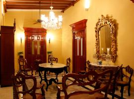 Casa Don Gustavo Boutique Hotel Campeche Meksika