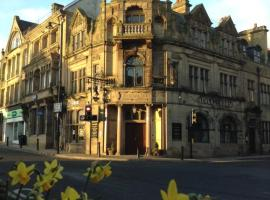 A picture of the hotel: Black Horse Hotel Otley