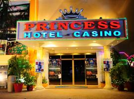 Hotel near Municipal airport : Princess Hotel & Casino Free Zone
