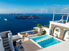 A picture of the hotel: Iconic Santorini, a Boutique Cave Hotel