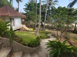 Diamond Beach Bungalow Ko Tao Thailand