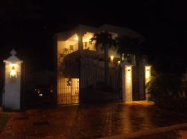 White House Mansion San Felipe de Puerto Plata Dominican Republic