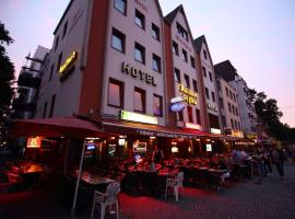Hotel Kunibert der Fiese - Superior Cologne Germany