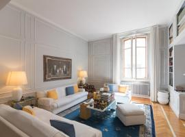 Luxury Apartment Central Florence Florence Italy
