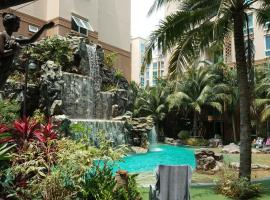Atlantis Condo Pattaya Pool View Jomtien Beach Thailand