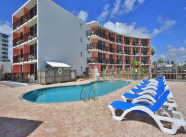 Cove Motel Oceanfront Daytona Beach United States