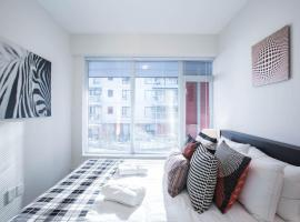 One-Bedroom on Great Northern Way Apt 407 Vancouver Canada