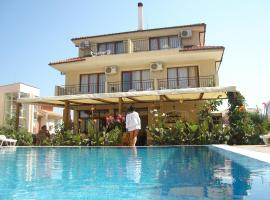 The Muses Hotel Sozopol Bulgaria