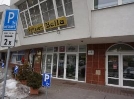 Hotel photo: Penzion Bella