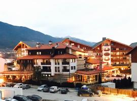 Apartment Emerald Hotel Bansko Bansko Bulgaria