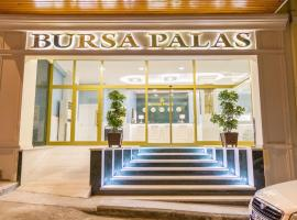 Hotel photo: Bursa Palas Hotel