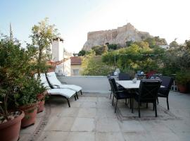 Hotel foto: Neoclassical house under Acropolis