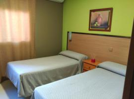 Hostal DS Velilla de San Antonio Spain