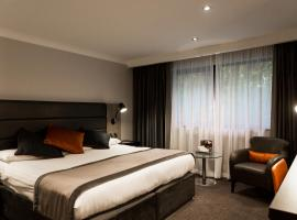 Mercure Newcastle George Washington Hotel Golf & Spa Newcastle upon Tyne Великобритания