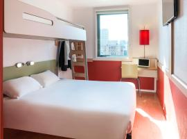 Hotel Photo: Ibis Budget Lyon Centre - Gare Part Dieu
