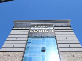 A picture of the hotel: HOTEL LOUIS.J
