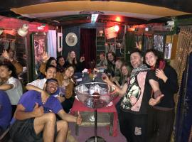 Hotel Photo: Overstay-TLV Backpackers Hostel
