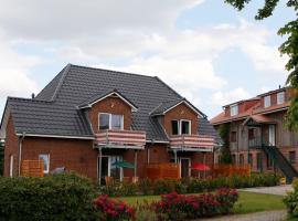 Hotel Photo: Ponyhof Naeve am Wittensee
