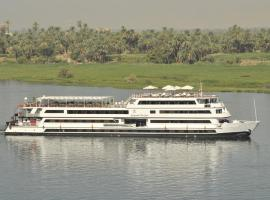Hotel Photo: M/Y Alexander The Great Nile Cruise - 4 Nights Every Saturday From Luxor - 3 Nights Every Wednesday from Aswan