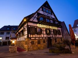 A picture of the hotel: Hotel Traube