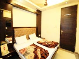 Hotel Chander Palace New Delhi India