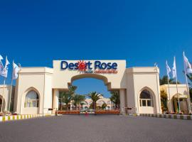 Desert Rose Resort Hurghada Egypt