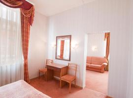 Altay Econom Hotel Moscow Russia