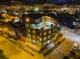 Samana Vacation Rentals Cusco Peru