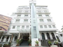 A picture of the hotel: Hotel Ramanashree Richmond Circle