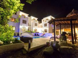 A picture of the hotel: Les Blanc Villas