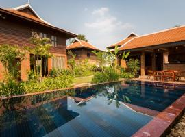 Hotel photo: Wooden Residence Villa