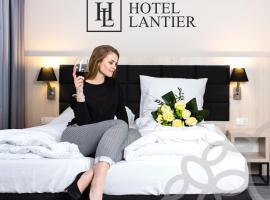 A picture of the hotel: Hotel Lantier