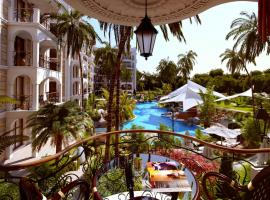 Hotel Photo: Bulgarienhus Harmony Suites Apartments