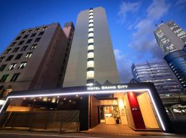 Hotel Grand City Tokio Japan