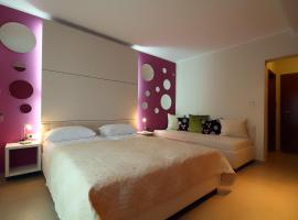 Rooms & Apartments Domador Bečići Budva Montenegro