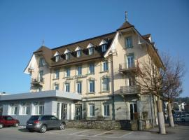 Hotel near Fribourg