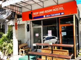 Roof and Room Hostel Chiang Mai Thailand