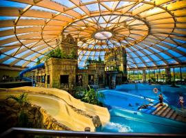 Hotel Photo: Aquaworld Resort Budapest