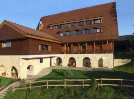 Hotel Photo: Smida Park - Transylvanian Mountain Resort