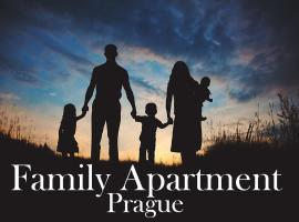 Family Apartment Prague Czech Republic