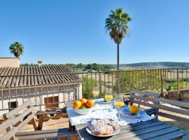 Hotel photo: Mallorca town house with terrace