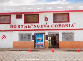 Hotel Photo: Hostal Nueva Colonia