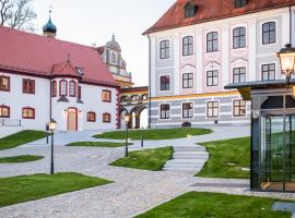 Hotel photo: Hotel Schloss Leitheim