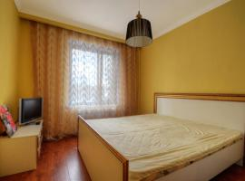Apartments in Tsaritsino with the working area Moscow Russia